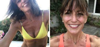 TV star, 50, defies body trolls with ab snap