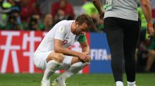 England's inexperience shows as World Cup dream is dashed