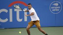 Kyrgios no disputará el US Open por coronavirus