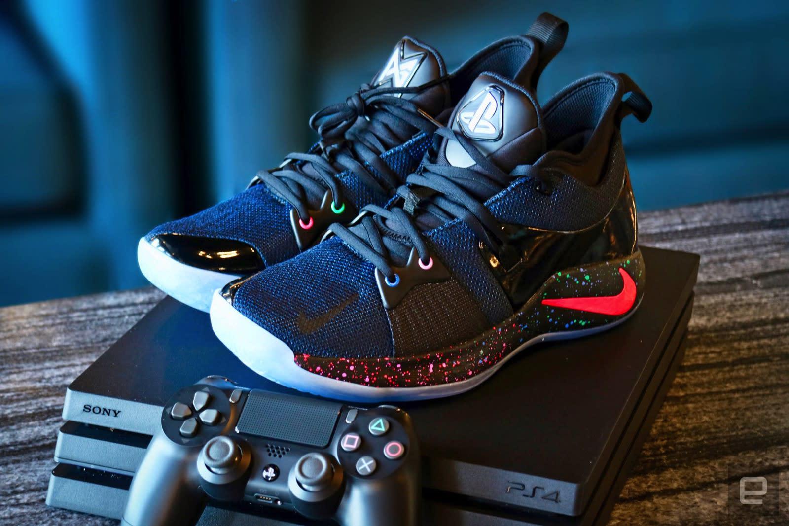 Nike's 'PlayStation' shoes make