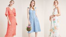 Anthropologie Just Slashed Prices on Hundreds of Gorgeous Sale Styles — Here's Exactly What to Buy
