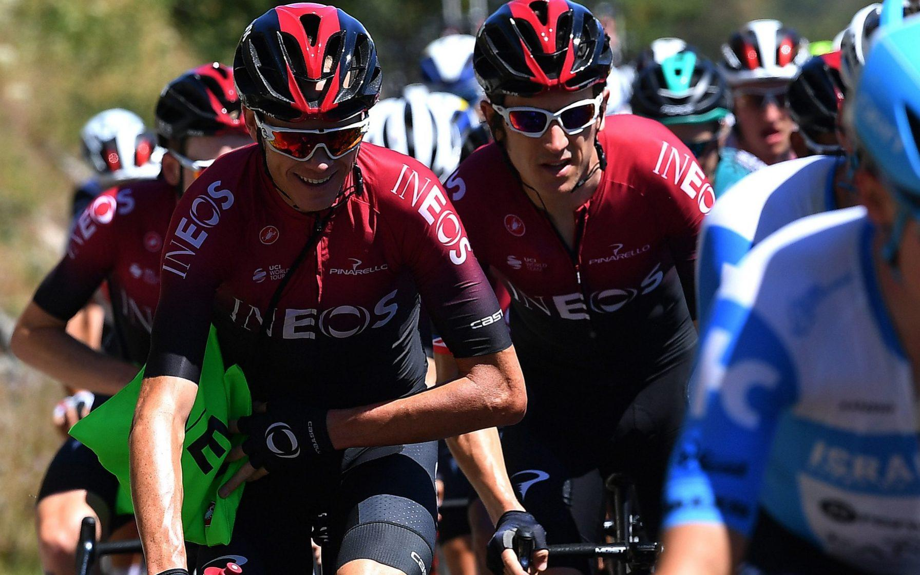 Chris Froome and Geraint Thomas left out of Ineos' Tour de France line-up