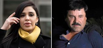 El Chapo's Wife Emma Coronel Aispuro Arrested on International Drug Trafficking Charges