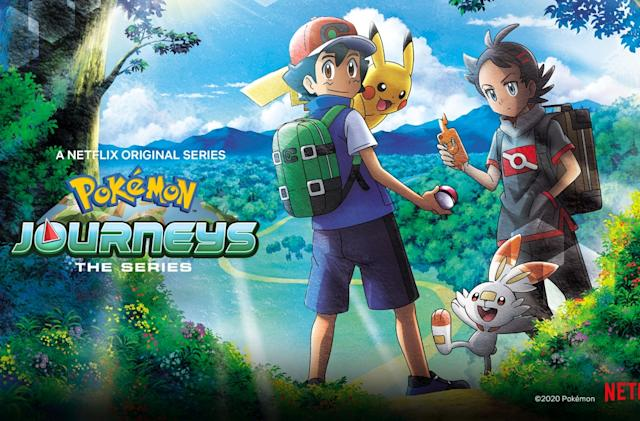 What's on TV this week: 'Artemis Fowl' and 'Pokémon Journeys'