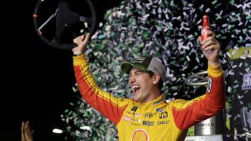 Logano finally wins coveted Cup Series title
