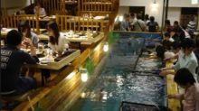 日本釣魚居酒屋紅到去美國?即釣即劏超新鮮!