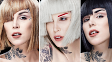 Kat Von D Talks About Her New Rainbow Brow Collection