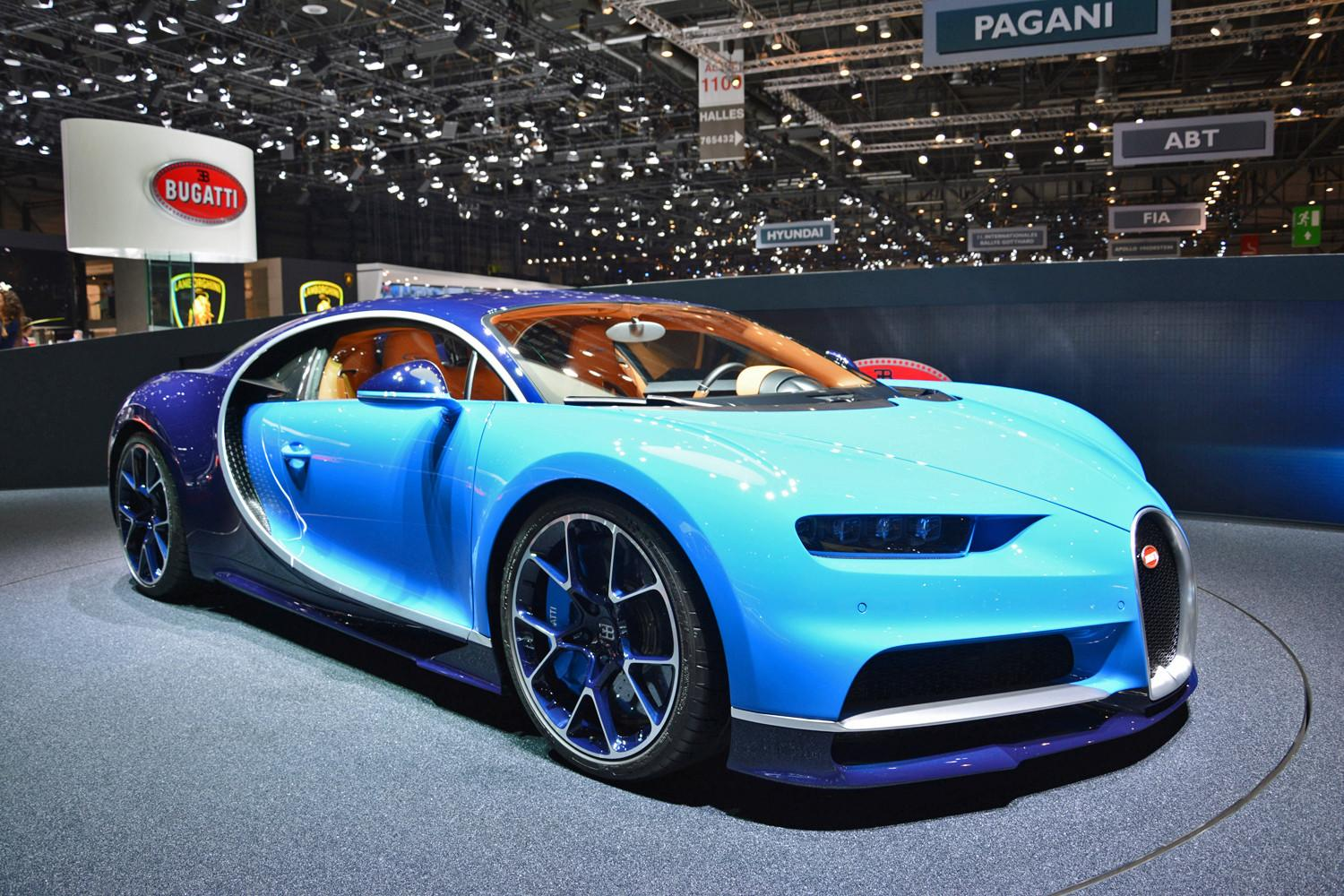 Too Late For The Bugatti Chiron