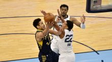 Pacers hang on to beat Grizzlies behind LeVert, Brogdon