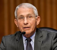 A man was charged with making graphic threats to Fauci, warning he would soon be 'hunted, tortured, beaten, [and] enslaved'