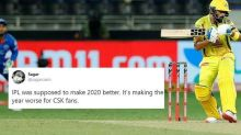IPL 2020: Twitter trolls MS Dhoni and CSK for heavy defeat to DC