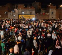 'At least 50' dead as train ploughs through festival crowd in India