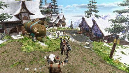 Monster Hunter 2 coming to the US?
