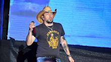 Jason Aldean, who was performing during Las Vegas shooting, is 'heartbroken': 'Stop the hate'