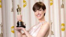 Anne Hathaway Wasn't So Happy About Her Oscar Win for 'Les Misérables'