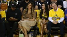 About that Beyoncé moment: Woman who 'leaned across' singer at basketball game explains