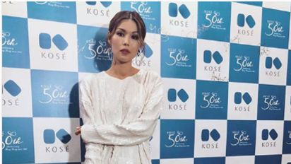 Lillian Ho says third pregnancy was unexpected