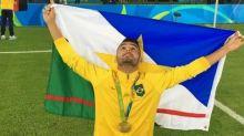 No aniversário do ouro olímpico, Thiago Maia relembra conquista e sonha com Seleção: 'Espero voltar'