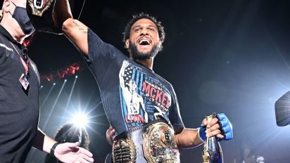 AJ McKee secures $1 million Bellator prize