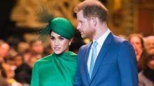 Royals: Warum Herzogin Meghan und Prinz Harry fehlten