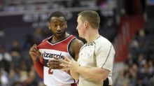 Even John Wall's career night couldn't buy the Wizards a win