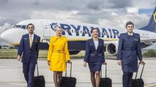 Ryanair cabin crew take pay cuts to save jobs