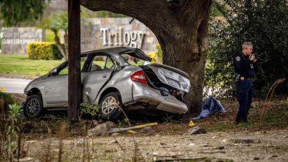 Man killed 3 teens after 'doorbell ditch': Officials
