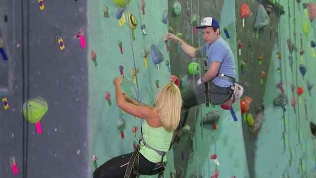Disabled climbers go looking for adventure