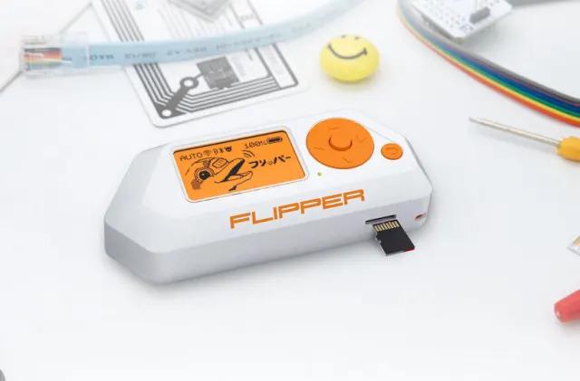Flipper Zero turns hacking into a Tamagotchi-style game