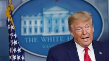 Trump accuses U.S. Health Department watchdog of 'fake dossier' on coronavirus