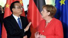 Siemens, BMW, Seat y otras empresas europeas amplían su presencia en China