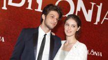 Chay Suede e Laura Neiva terminam namoro a cinco meses da data do casamento