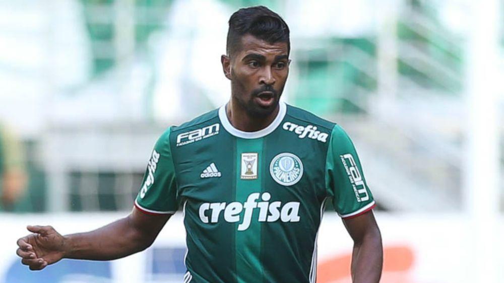 Mesmo suplente, Thiago Santos tem o melhor número de desarmes no Palmeiras