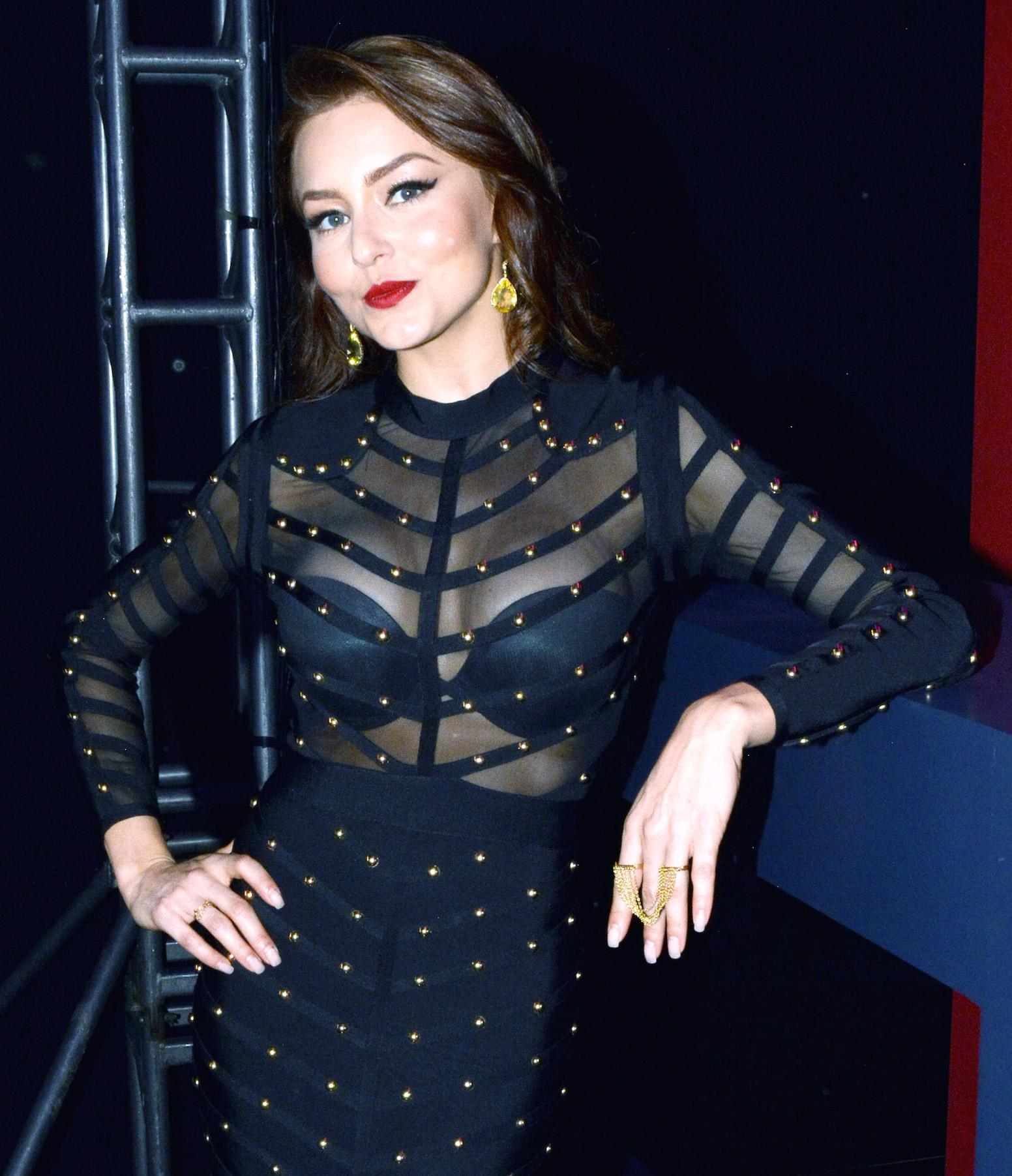 Angelique Boyer angelique boyer es hospitalizada en españa