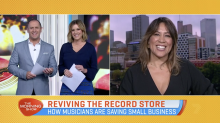 Kate Ceberano wants to revive the record store