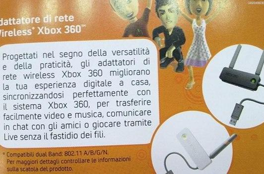 Rumor: 360 802.11n adapter spotted in GOW2 GOTY box