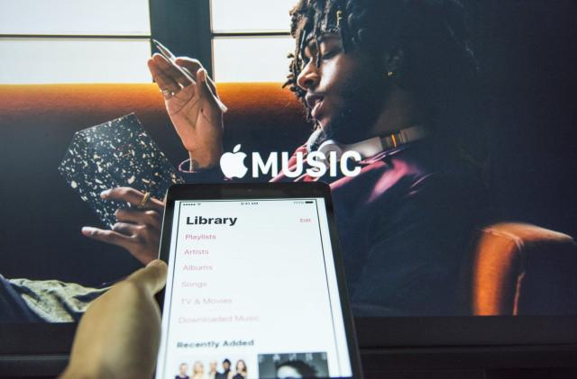 Apple hires another BBC veteran in its bid to rule hip-hop music
