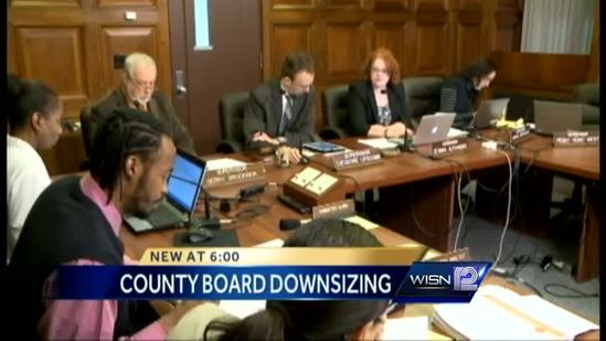 Committee approves plan to reorganize Milwaukee County Board