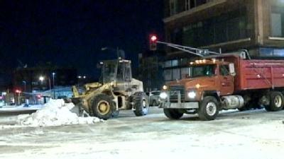 City Says New Snow Removal Plan Working