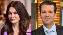 Kimberly Guilfoyle is officially leaving Fox News to dedicate herself full time to the Trumps