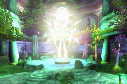 Know Your Lore TFH Edition: Elune is a naaru