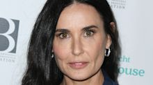 Demi Moore and her daughters discuss her relapse on 'Red Table Talk': It was 'like a monster came'