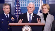 Pence will defend mixed coronavirus record at Wednesday's debate