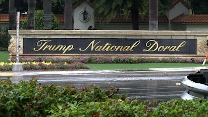 Trump picks his own golf resort to host world leaders