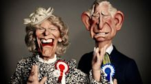 More Spitting Image puppets unveiled ahead of the show's return