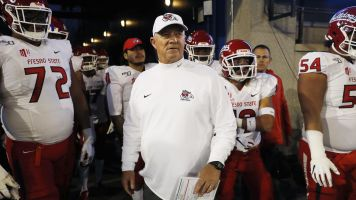 Report: Fresno State's Jeff Tedford to step down