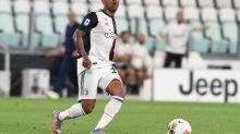 Foot - C1 - Juventus - Ligue des champions: Douglas Costa (Juventus) sans doute forfait contre Lyon