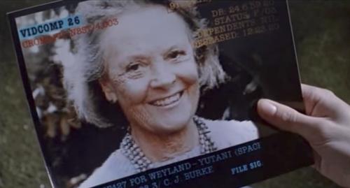 Aliens Deleted Scene Ripley Daughter