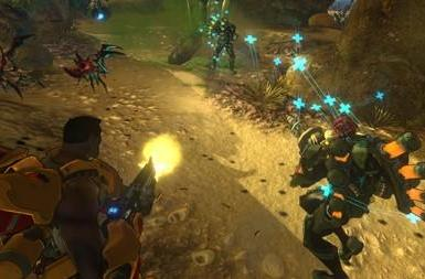 PAX East 2011: Firefall, the non-MMO MMO