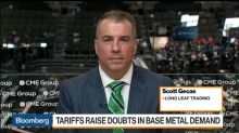 Base Metals Sink on Uncertainty of U.S. Trade Tariffs